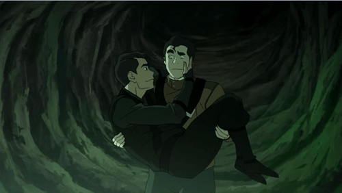 New Ship: Bolin and....that guy.