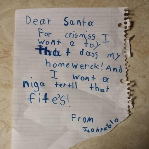 christmas kids letters parenting santa - 8394753280