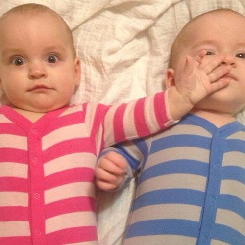 baby parenting twins sibling rivalry - 8394758912