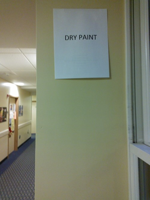 monday thru friday painting sign g rated - 8394765056