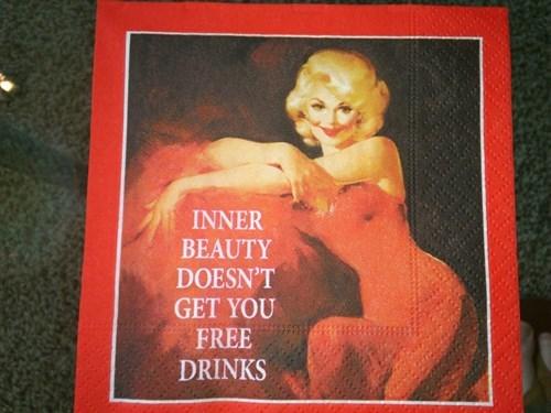 napkin beauty funny - 8394845952