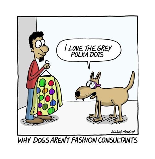 dogs fashion web comics - 8394854400
