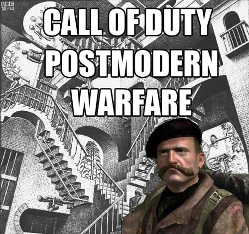 call of duty postmodern video games - 8394921728