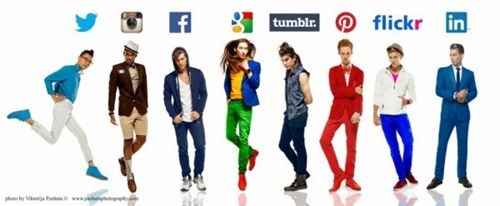 fashion style social media - 8395031040