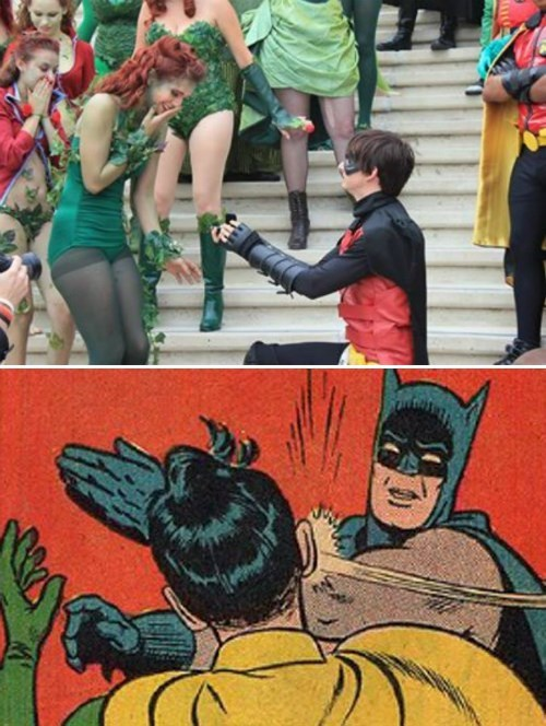 cosplay robin batman engagement - 8395579392