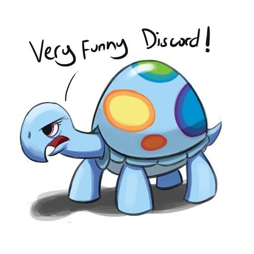 trolling tortoise tank rainbow dash - 8395599104