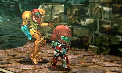 samus super smash bros mii - 8395640320