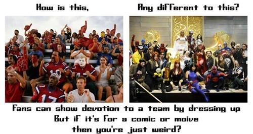 cosplay football fans - 8395929344
