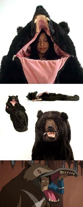 avatar platypus bear irl