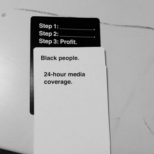 Sad news cards against humanity - 8396210176