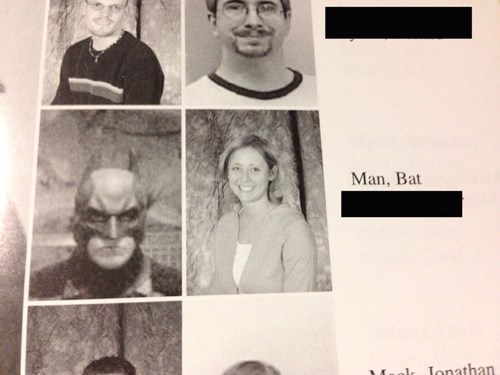 yearbook teacher batman funny - 8396435200