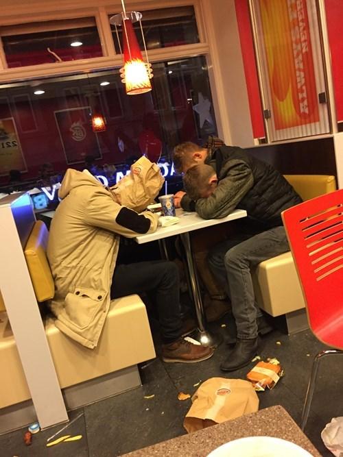 wtf drunk burger king funny - 8396457728