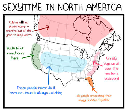 america,mating habits,sexy times