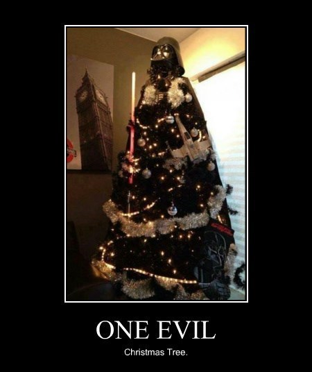 darth vader christmas funny star wars - 8396501504