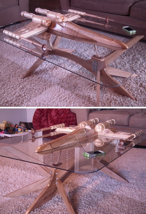 for sale star wars table x wing - 8396514048
