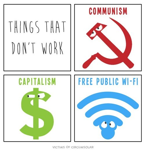 wi-fi sad but true capitalism communism web comics - 8396838656