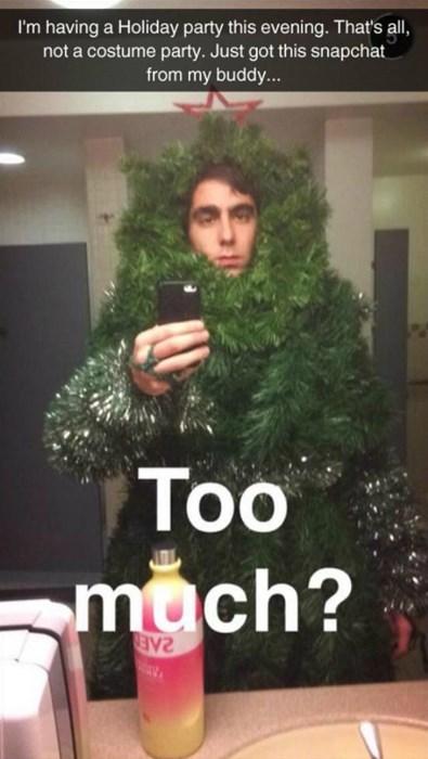 christmas snapchat christmas trees - 8396890880