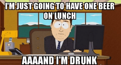 drunk,business drunk,lunch,funny