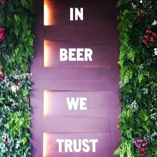 beer sign trust funny - 8396932864