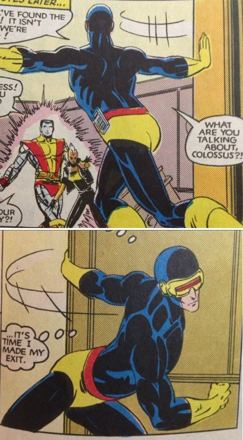 Straight off the Page cyclops - 8396936704