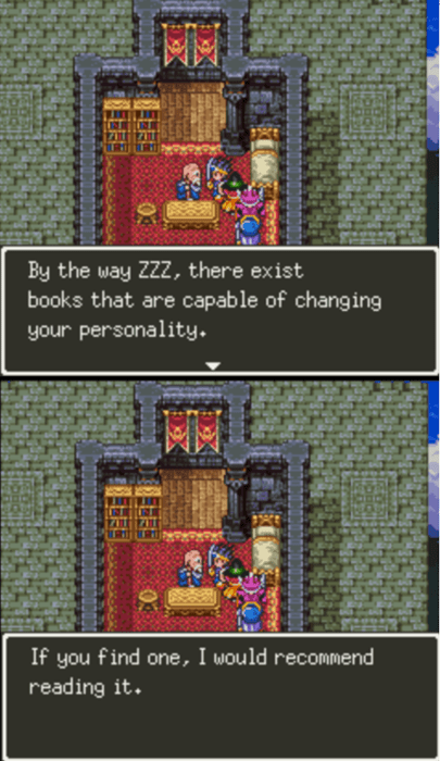 dragon quest iii video games burn - 8396969984