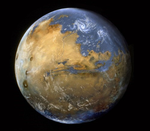 climate change Astronomy Mars science - 8396989440
