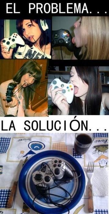 bromas videojuegos Memes - 8397049088