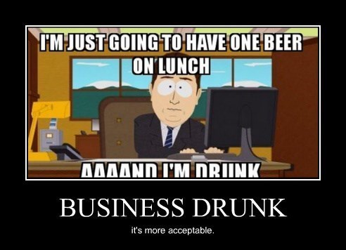 good idea,business drunk,funny