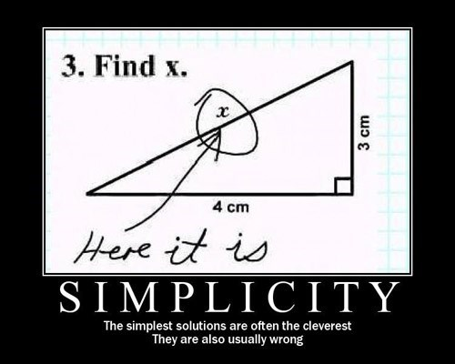simple,idiots,math,funny