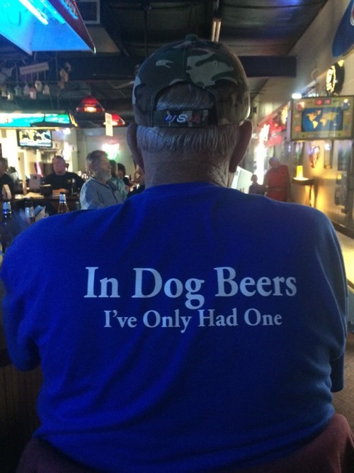 beer dogs t shirts funny - 8397338112