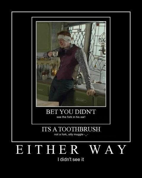 Harry Potter muggle funny - 8397491712