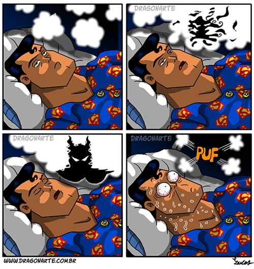 dreams I AM THE NIGHT batman superman nightmares - 8397642752