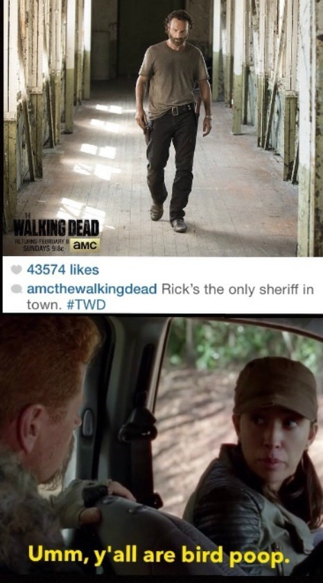abraham ford Rick Grimes sheriff ricktatorship - 8397669888