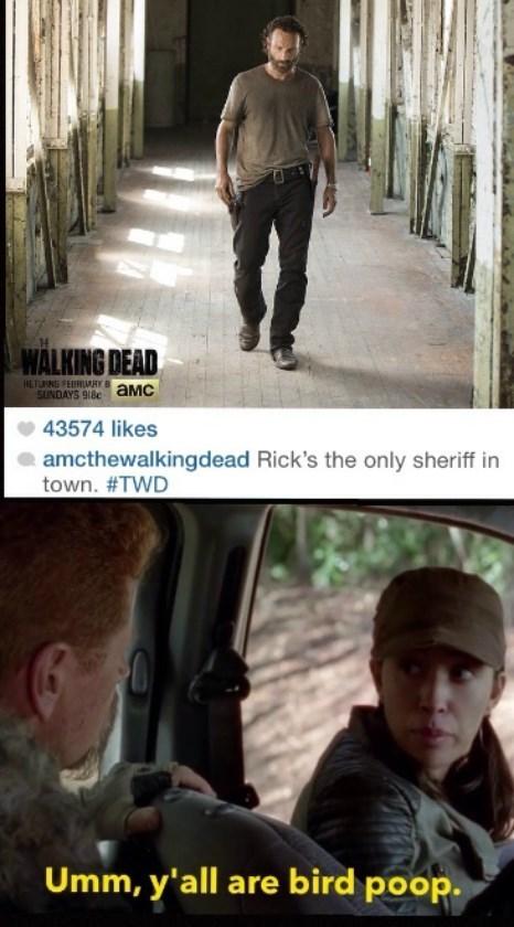 abraham ford Rick Grimes sheriff ricktatorship - 8397669888