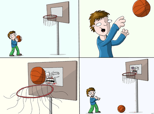 pain,basketball,web comics