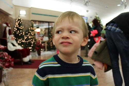 christmas kids expression parenting santa - 8397697280