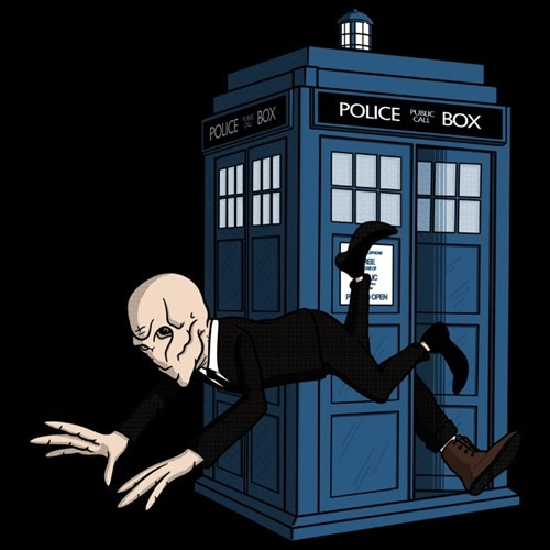 tardis the silence cartoons trip - 8397730816