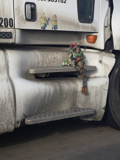 cars hacked irl toy story - 8397956352