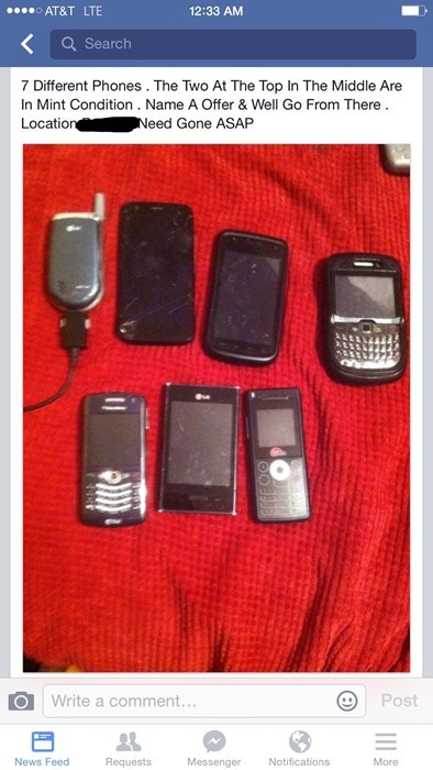 for sale phone what