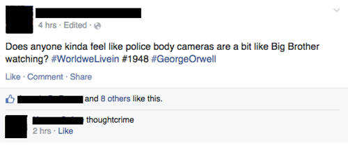 1984 books george orwell whoops