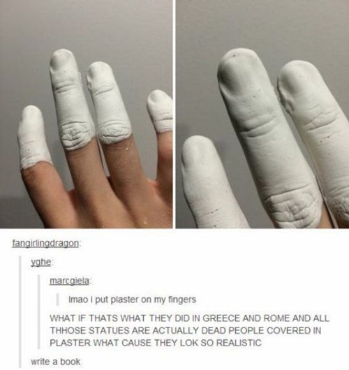 genius,tumblr,statue