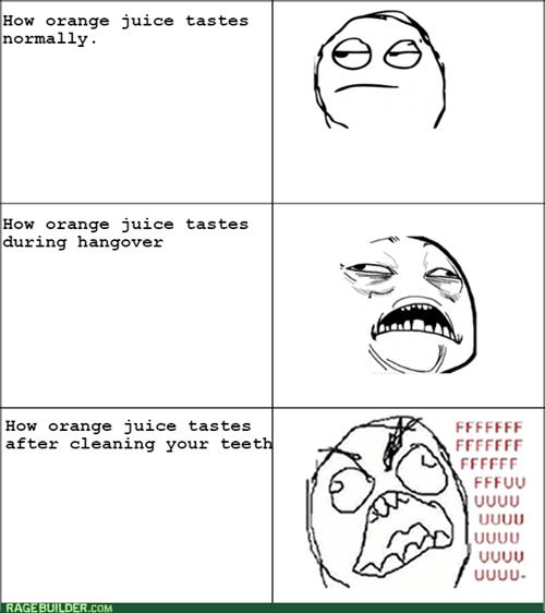 rage orange juice sweet jesus hangover - 8398302464