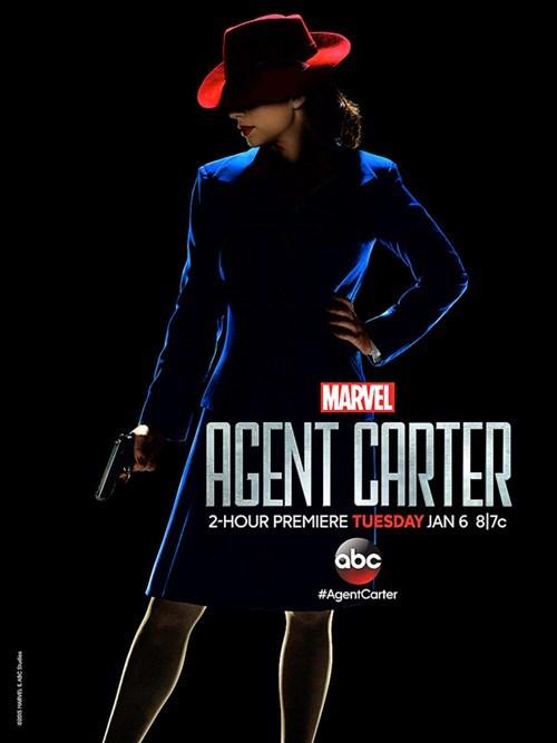 agent carter,carmen sandiego,poster,hat