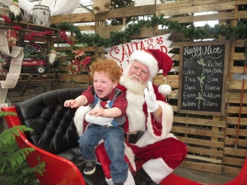 christmas kids parenting santa - 8398646784