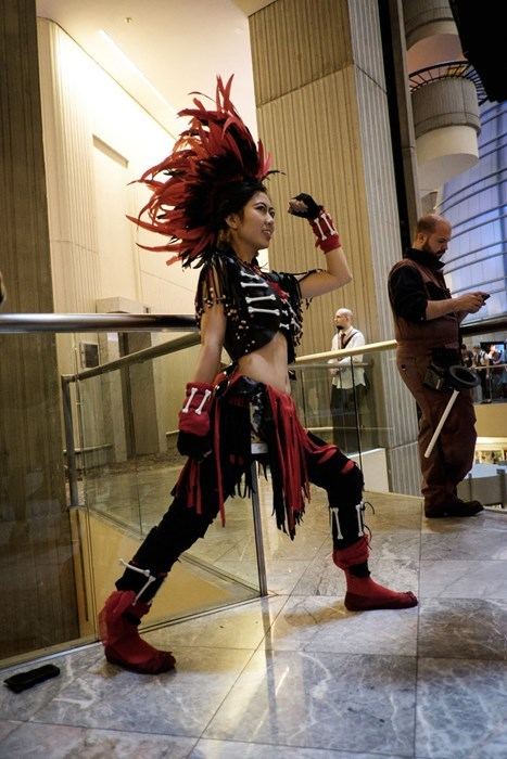 cosplay,gender bender,hook,Sexy Ladies,Rufio