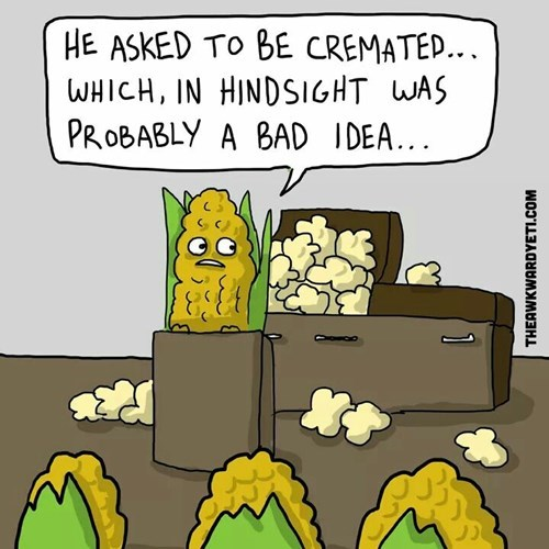 corn Popcorn web comics - 8398706176