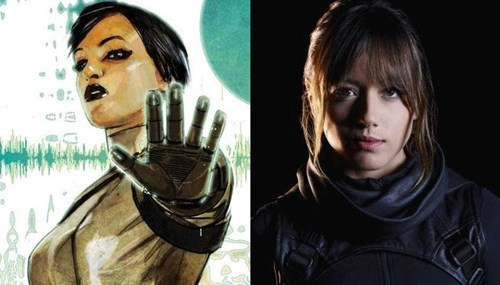 daisy johnson the inumans skye mcu agents of shield - 8398755328