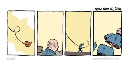sad but true leaves web comics - 8398829824