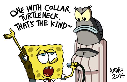 SpongeBob SquarePants Fan Art cartoons - 8398917888