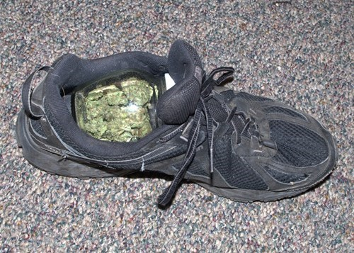 drugs funny shoes weed - 8398923776